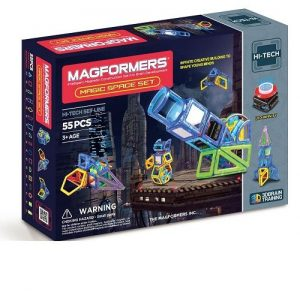 Магнитный конструктор Magformers Magic Space 63140