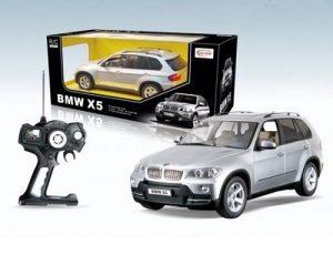 RASTAR Машина р/у BMW X5 1:24 цвет в ассорт 23100-RASTAR
