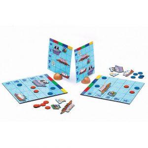 DJECO Настольная игра Морской бой 05270