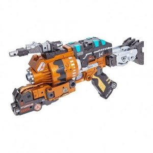 DEVIK Игрушка детская игровой набор пистолет робот 2в1 Megapower 3414415