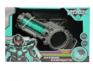 SPACE DEFENDER Космический пистолет 28