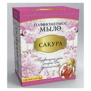 Мыло парфюмированное Сакура М018