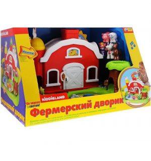 Развивающая игрушка Фермерский дворик 035022