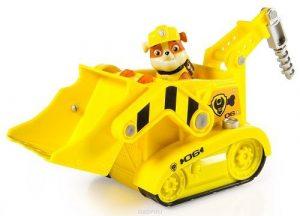 Игрушка Paw Patrol большой автомобиль спасателя со звуком и светом 16637