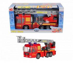 Пожарная машина 3716003