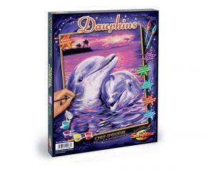 Дельфины 9240659