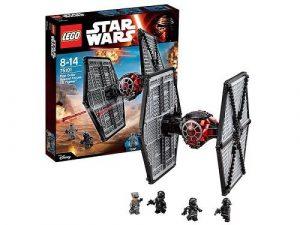 Игрушка LEGO Star Wars Истребитель особых войск Первого Ордена 75101