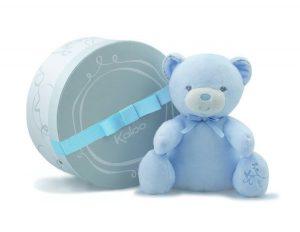 Kaloo Мишка маленький голубой музыкальный К962313