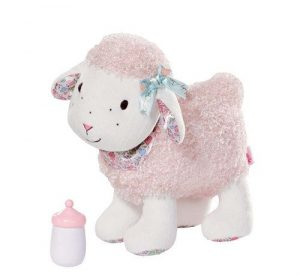 Игрушка Baby Annabell Овечка функциональная дисплей 793-770