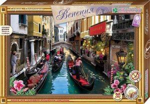 Набор для картины Венеция АБ 21-142