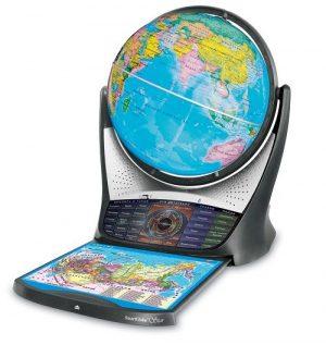 Интерактивный глобус с голосовой поддержкой Звездное небо SG18-11