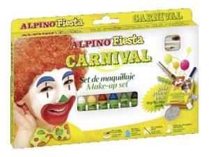 Детский аквагрим Карнавал макияжные карандаши 6х5 гр