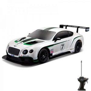 Maisto Игрушка Машинка Bentley Continental GT3 р/у 81147