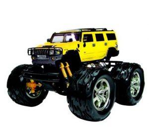 Hummer H2 1:16 (большие колеса) KidzTech 85023
