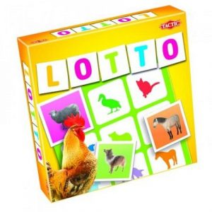 Лото Домашние животные 2 Tactic Games 41449