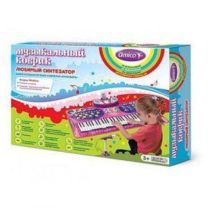 Музыкальный коврик Amico Любимый синтезатор SLW9728