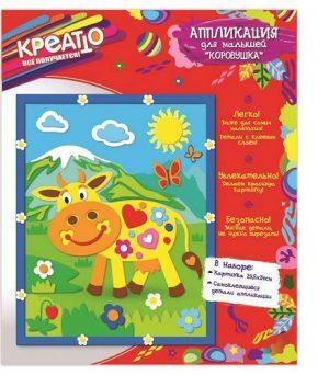 Аппликация КОРОВУШКА 29