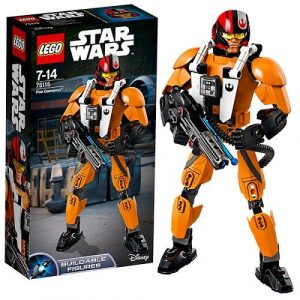 Игрушка LEGO Star Wars По Дамерон 75115