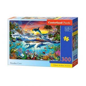 Пазл Сastorland Райская бухта 300 деталей B-030101 8+