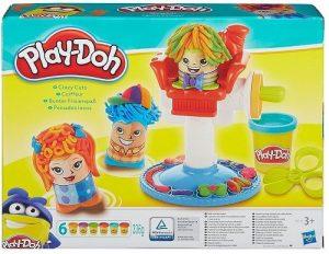 Игровой набор Play-Doh Сумасшедшие причёски В1155Н