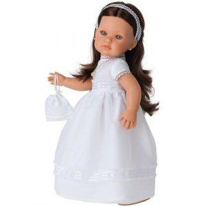 Кукла Белла Первое причастие брюнетка 45см 2801Br
