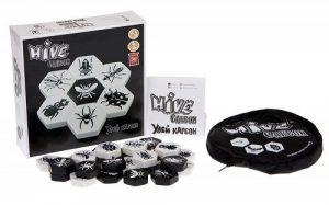 Gen 42 Games: Настольная игра УЛЕЙ Карбон Hive Carbon MAG00706