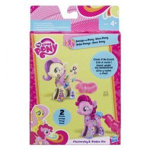 My little pony стильные пони Создай свою пони в асс B3589