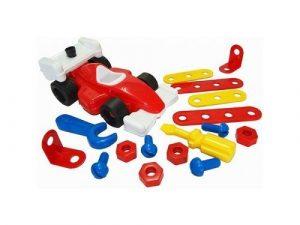 Игровой набор инструментов в чемодане 27 предметов 07/1281