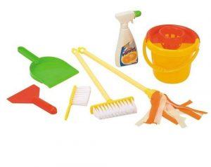 Игровой набор Hualian Toys Генеральная уборка с аксесс 7 предм 891В