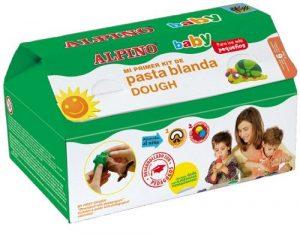 Набор пасты для лепки Волшебное тесто Baby 210 гр DP000129