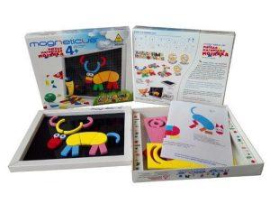 Мозаика 4 + Забавные Животные 5 цв МА-060