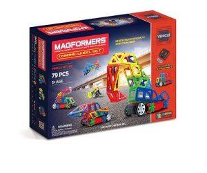 Магнитный конструктор Magformers Dinamic Wheel Set 63116 707005