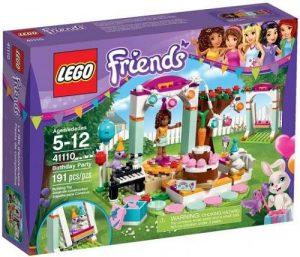 Игрушка LEGO Friends День Рождения 561504