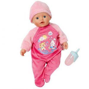 Игрушка my little Baby Born Кукла быстросохнущая 32 см 822-500