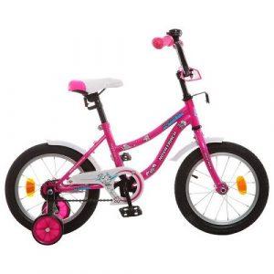 Велосипед NOVATRACK 14 NEPTUNE розовый 143NEPTUN.PN5