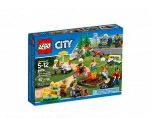 Игрушка Lego City Праздник в парке жители LEGO City 60134
