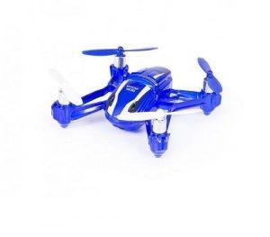 Радиоуправляемый квадрокоптер Pilotage Skycap micro с камерой синий RC18168