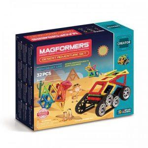 Магнитный конструктор Magformers Adventure Desert Set 32P 703010