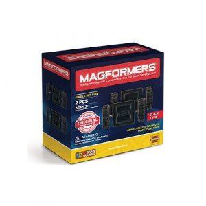 Магнитный конструктор Magformers Clic Wheels Set 2pcs 713009