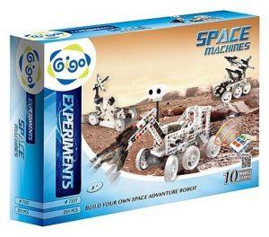 Конструктор GIGO Космические машины SPACE MACHINES 7337