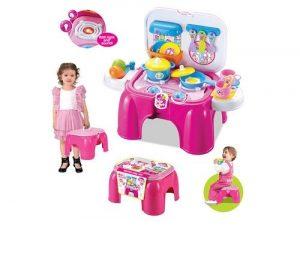 Детская игрушка Игровой набор Юный Поваренок с тематическими предметами игрового обихода 2335658