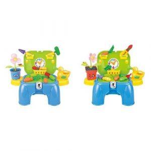 Детская игрушка Игровой набор Юный Садовник с тематическими предметами игрового обихода 3515689