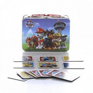 Игра Spinmaster мемори Щенячий патруль 72 карточки 6028801