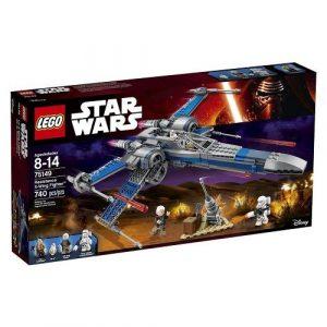 Игрушка LEGO Star Wars Истребитель Сопротивления типа Икс 75149