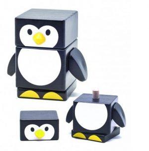 Пирамидка Пингвин 809