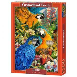 Пазл CastorLand В лесах Амазонки 1000 деталей С-103485 3+