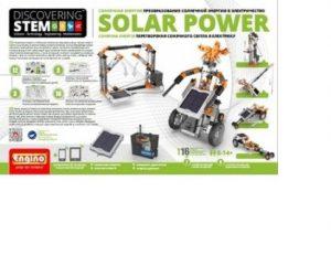 Конструктор Солнечная энергия серия DISCOVERING STEM STEM30
