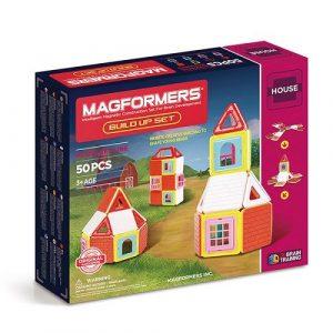 Магнитный конструктор Magformers Build Up Set 50P 705003
