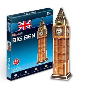 Игрушка Биг Бен Великобритания мини серия S3015