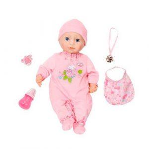 Интерактивная кукла Baby Annabell Девочка многофункциональная 46 см 794-821